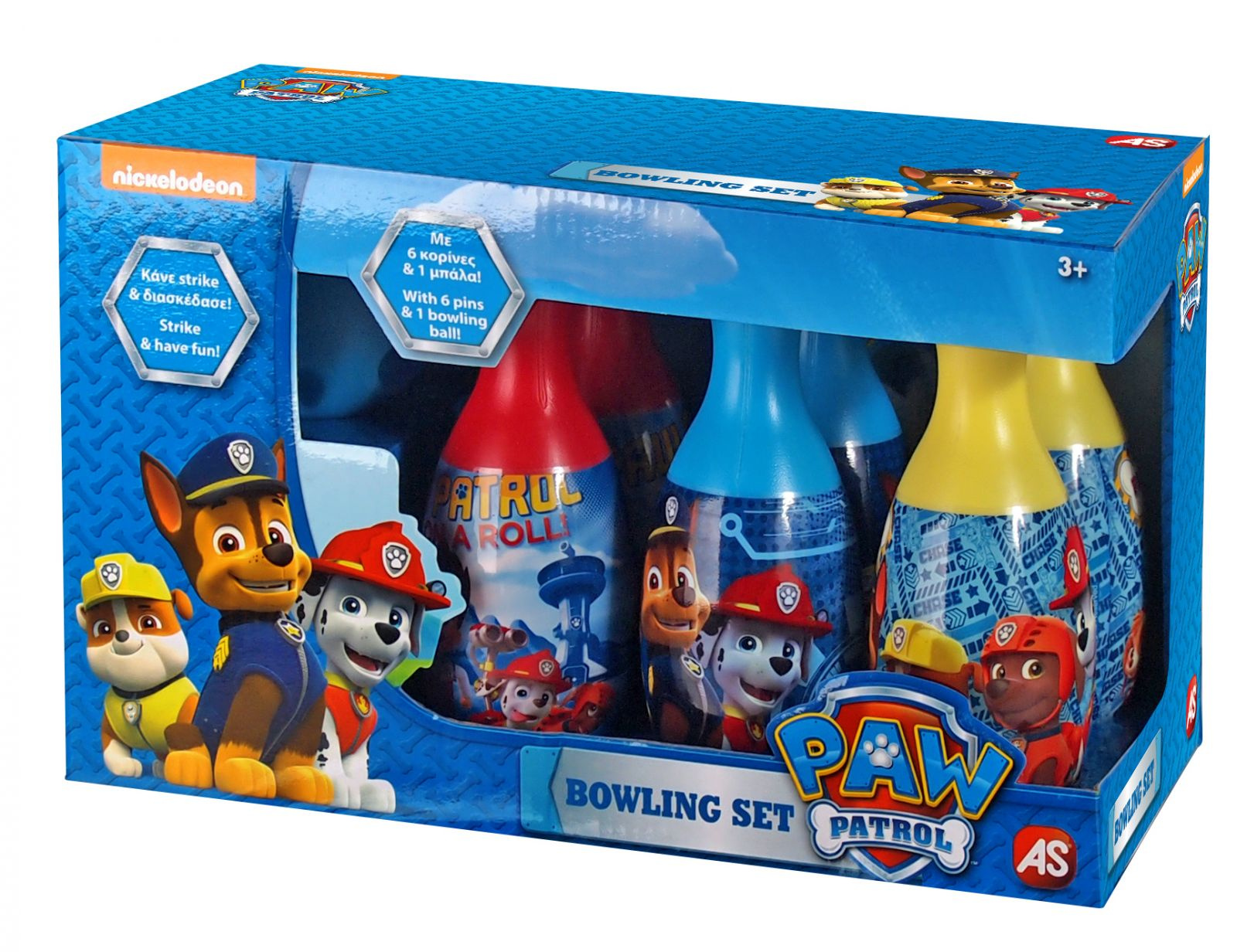 AS - Sada kuželek - Psí Patrola - Paw Patrol AS Company