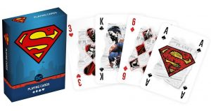 Cartamundi - hrací karty  Superman  55 karet