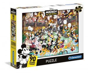 Clementoni Puzzle 1000 dílků Mickey 90th  39472
