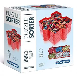 Clementoni - Sortér - třídič na puzzle 37040