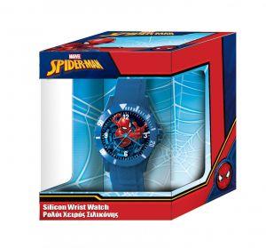Dětské hodinky - analogové v dárkové krabičce  - Spiderman - NEW