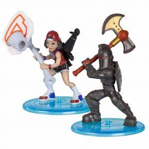 Fortnite - 2 figurky s doplňky - Black Knight a Triple Threat