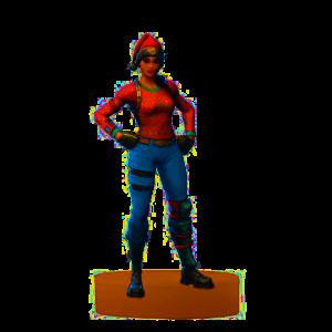 Fortnite  razítko - figurka v sáčku Nog Ops