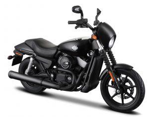 Maisto Harley Davidson 2015 Street 750  1:18 black