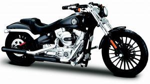 Maisto Harley Davidson 2016 Breakout  1:18 black
