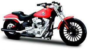 Maisto Harley Davidson 2016 Breakout  1:18 orange