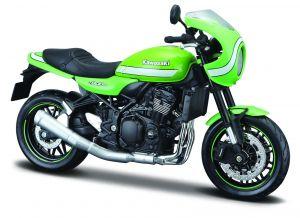Maisto motorka 1:12 Kawasaki  Z900RS  - zelená