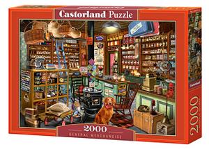 Puzzle Castorland 2000 dílků  Koloniál    200771
