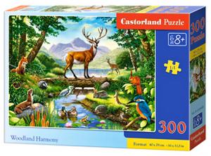 Puzzle Castorland 300 dílků - Harmonie u potoka 030408