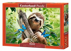 Puzzle Castorland 500 dílků - Lenochod  53223