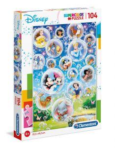 Puzzle Clementoni  - 104 dílků  - Disney Classic   27119