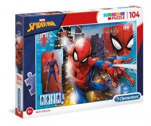 Puzzle Clementoni  - 104 dílků  - Spiderman   27118
