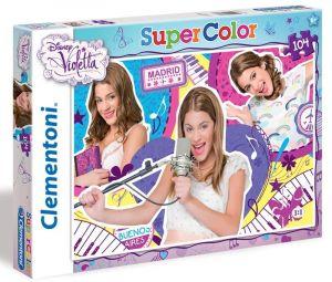 Puzzle Clementoni 104 dílků  -  Violetta - 27878