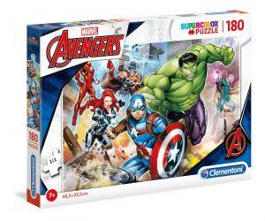 Puzzle Clementoni 180 dílků  -  Avengers   29295