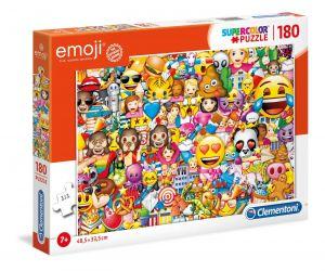 Puzzle Clementoni 180 dílků  -  Emoji   29756