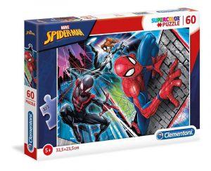Puzzle Clementoni  60 dílků  Spiderman   26048
