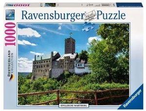 Puzzle Ravensburger 1000 dílků - Hrad Wartburg    197835