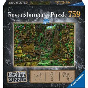puzzle Ravensburger 759 dílků - Exit - Chrám v Ankor  199518