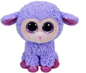 TY Beanie Boos - Lavender - fialová ovečka  36171 - 15 cm plyšák