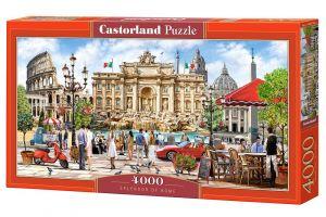 Castorland puzzle 4000 dílků  Římské památky  400270