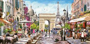 Castorland puzzle 4000 dílků Esence Paříže 400294