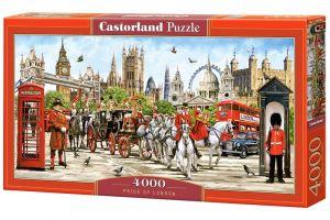 Castorland puzzle  4000 dílků  Pýcha Londýna   400300