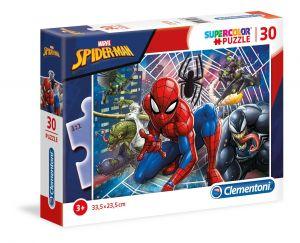 Clementoni puzzle 30 dílků - Spiderman 20250