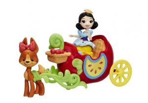 Hasbro - minisestava kočár s panenkou - Sněhurka