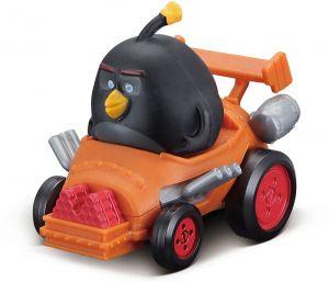 Maisto autíčko Angry Birds CRASHERS - Bomb´s Barrel Racer