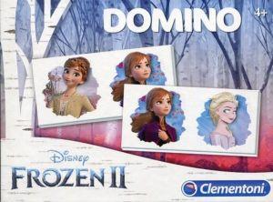 Obrázkové domino Clementoni   - Frozen  II  - Ledové království