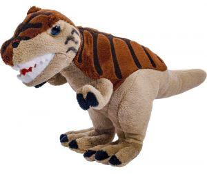 Plyšový dinosaurus - Tyrannosaurus hnědý   30 cm velký plyšák  12938
