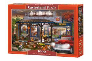 Puzzle Castorland  1000 dílků - Obchod se smíšeným zbožím   104505