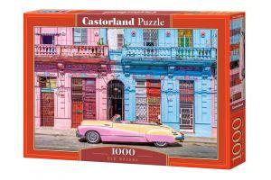 Puzzle Castorland  1000 dílků - starobylá  Havana   104550