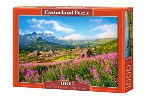 Puzzle Castorland  1000 dílků - Tatry , Polsko   104512