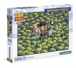 Puzzle Clementoni 1000 dílků - Nekoneční Toy Story 4   39499