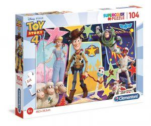 Puzzle Clementoni  - 104 dílků  - Toy Story 4    27129