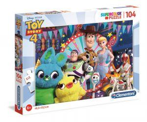Puzzle Clementoni  - 104 dílků  - Toy Story 4    27276
