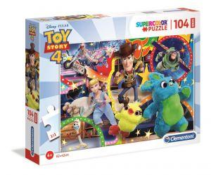 Puzzle Clementoni  MAXI  - 104 dílků  - Toy Story 4   23740
