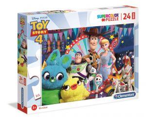 Puzzle Clementoni  MAXI  - 24 dílků  - Toy Story 4    28515