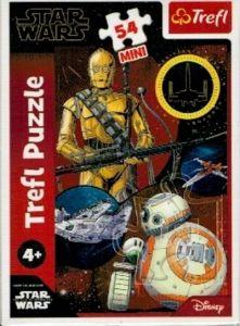 Puzzle mini 54 d - Trefl - Star Wars - Epoisode IX 19641