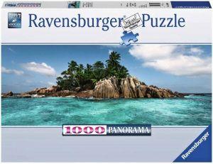 puzzle Ravensburger 1000 dílků  panorama  -  Ostrov St.Pierre - 198849