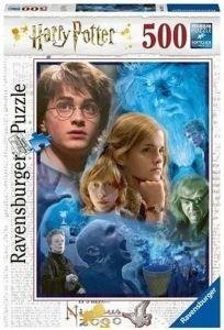 puzzle Ravensburger  500 dílků - Harry Potter  v Bradavicích  148219