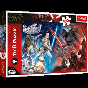 Trefl Puzzle 100 dílků - Star Wars - Epizoda IX  -  16367
