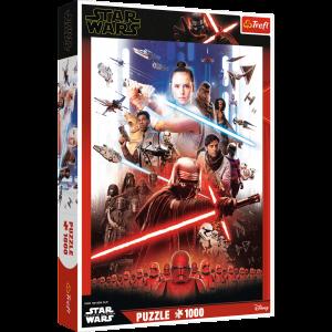 TREFL Puzzle 1000 dílků  Star Wars  - Epizoda IX  10553