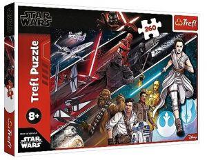 TREFL Puzzle  260 dílků - Star Wars  Epizoda IX  13252