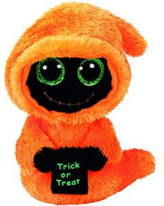 TY Beanie Boos - Seeker  - oranžový duch   36854  - 15 cm plyšák