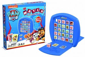 Winning Moves - hra MATCH -  Paw  Patrol