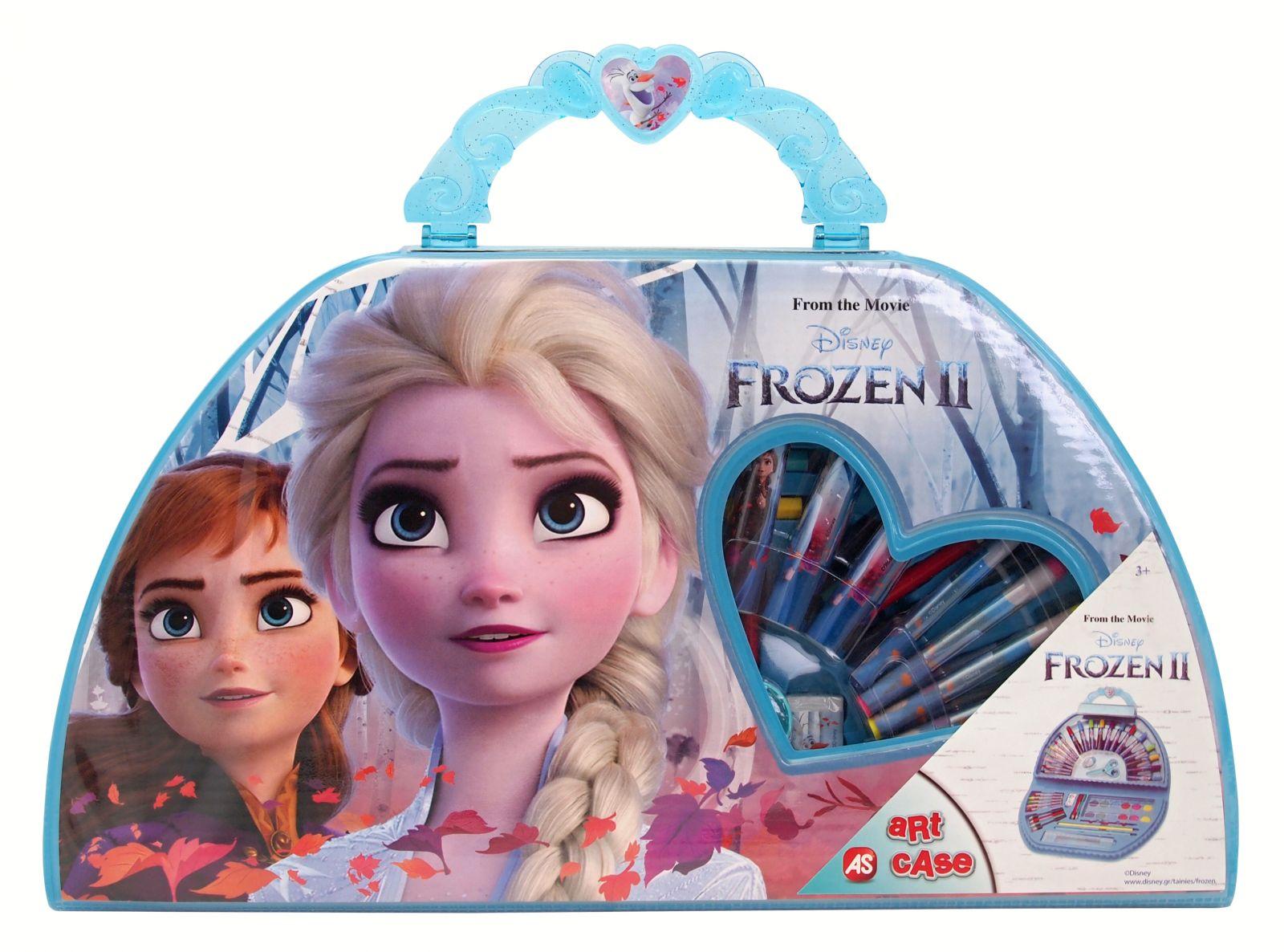 AS - Art set v kufříku Frozen II 49 ks AS Company