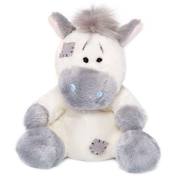 CARTE BLANCHE - My blue nose - Kůň 10 cm plyšový
