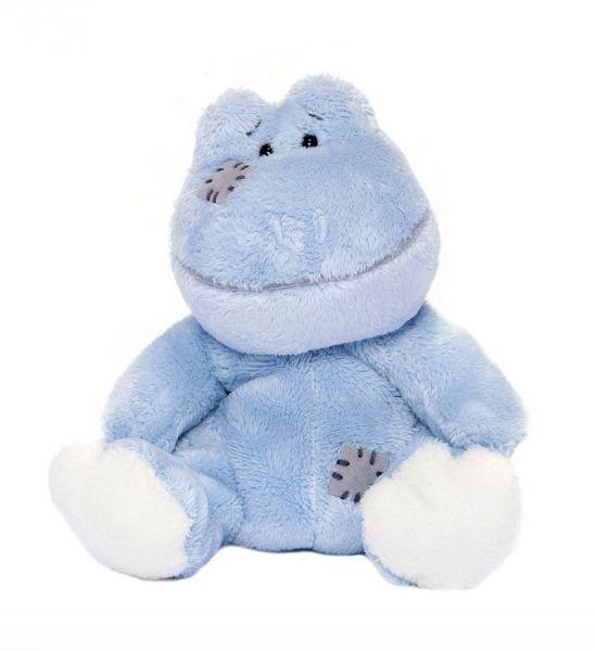 CARTE BLANCHE - My blue nose - Žába 10 cm plyšová